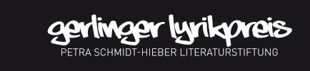 gerlinger-lyrikpreis